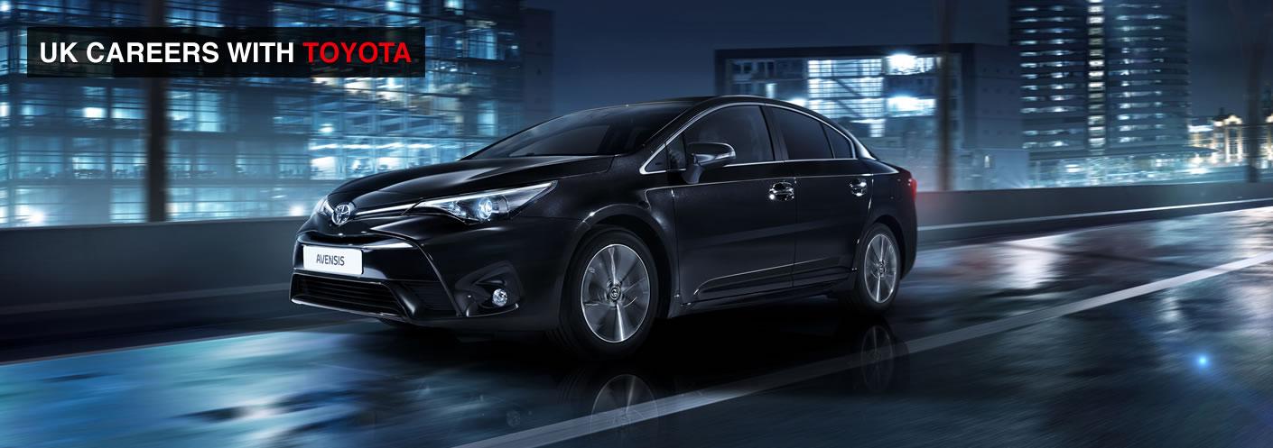 Toyota Motor Manufacturing Uk Ltd Recruitment